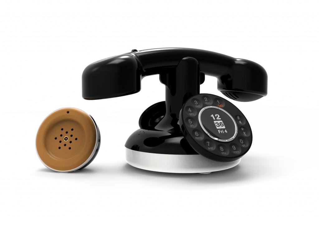 NeoRetro Orange avec écouteur